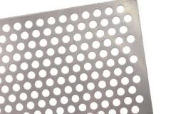10mm孔径穿孔铝板