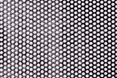 黑色烤漆穿孔铝板加工