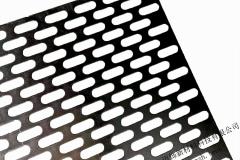 长腰孔穿孔铝板加工工厂