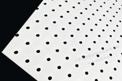5mm孔径穿孔铝板加工厂商