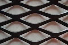 黑色钢板网/钢板网扩张网加工