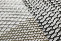 六角网铝板网/菱形网扩张网