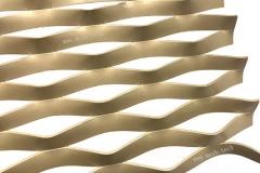 金属铝板扩张网/铝板拉伸网加工