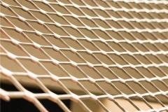 金属装饰网/铝板网加工制作