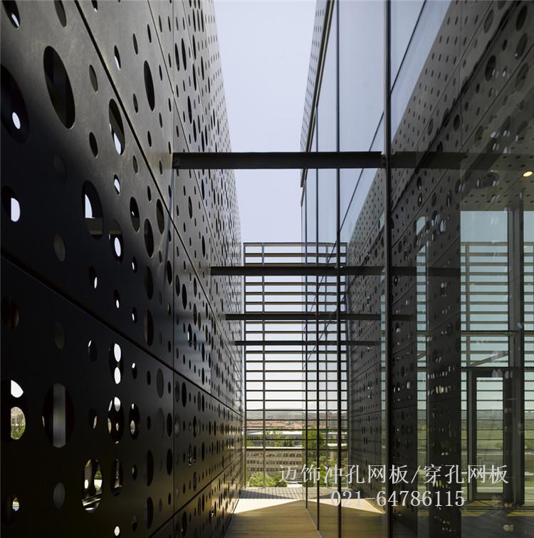 穿孔网板/冲孔网板-多根媒体中心