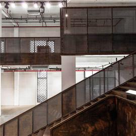 上海穿孔网板/冲孔网板加工厂家/铁多孔网板