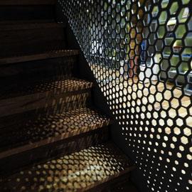 穿孔铝板/南京铝穿孔板/钢板2毫米冲孔