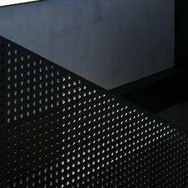 穿孔铝板加工/穿孔铝板应用案例
