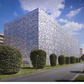 幕墙穿孔铝板/上海冲孔铝板加工批发厂商