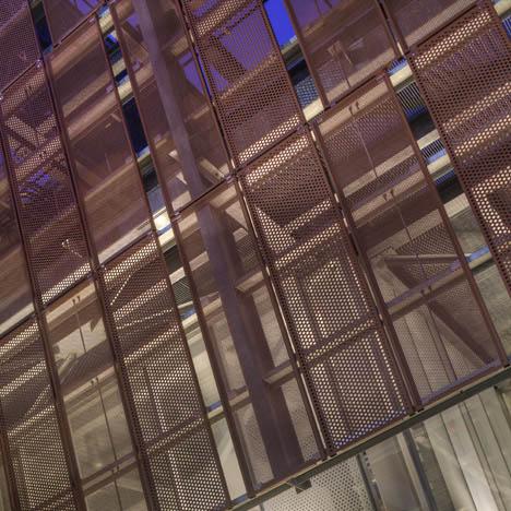 圆孔穿孔铝板定制加工厂商/上海冲孔铝板