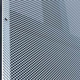 穿孔铝板外墙板效果展示