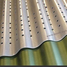 波纹穿孔铝板报价/穿孔铝板每平米单价是多少