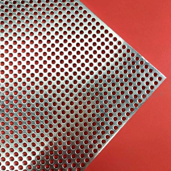 穿孔铝板常用的规格尺寸、板材厚度与颜色有哪些?